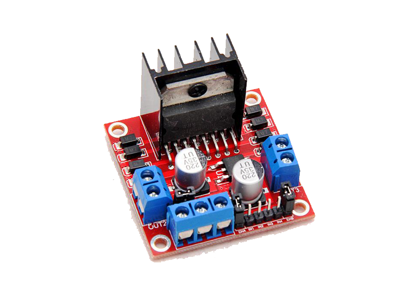 L298d 2 Channel Motor Driver Fixmaster Electronics