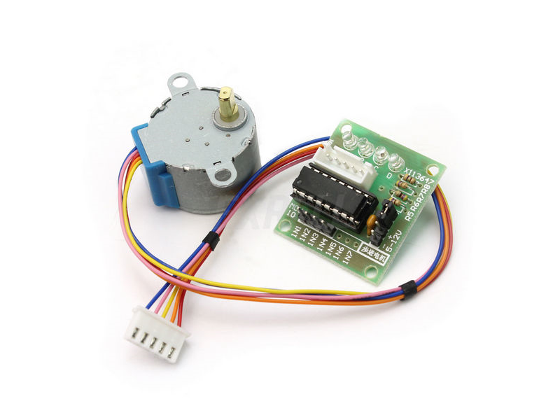 ULN2003 H-bridge stepper motor driver