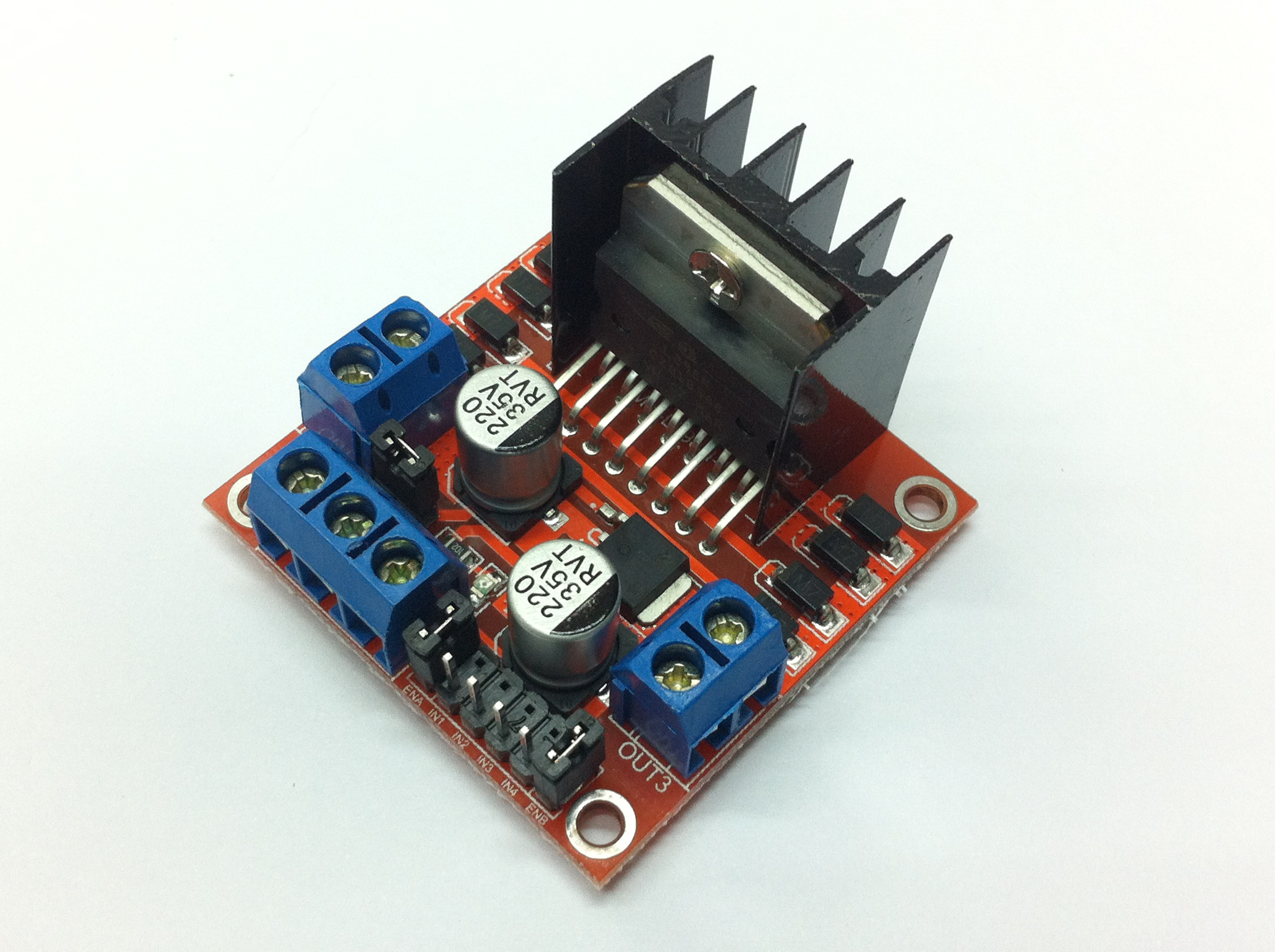Stepper Motor Drive Controller Board L298n Dual H Bridge Dc L298 Circuit Diagram