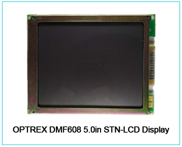 OPTREX DMF608 5.0in STN-LCD Display